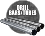 drill bars and drill tubes